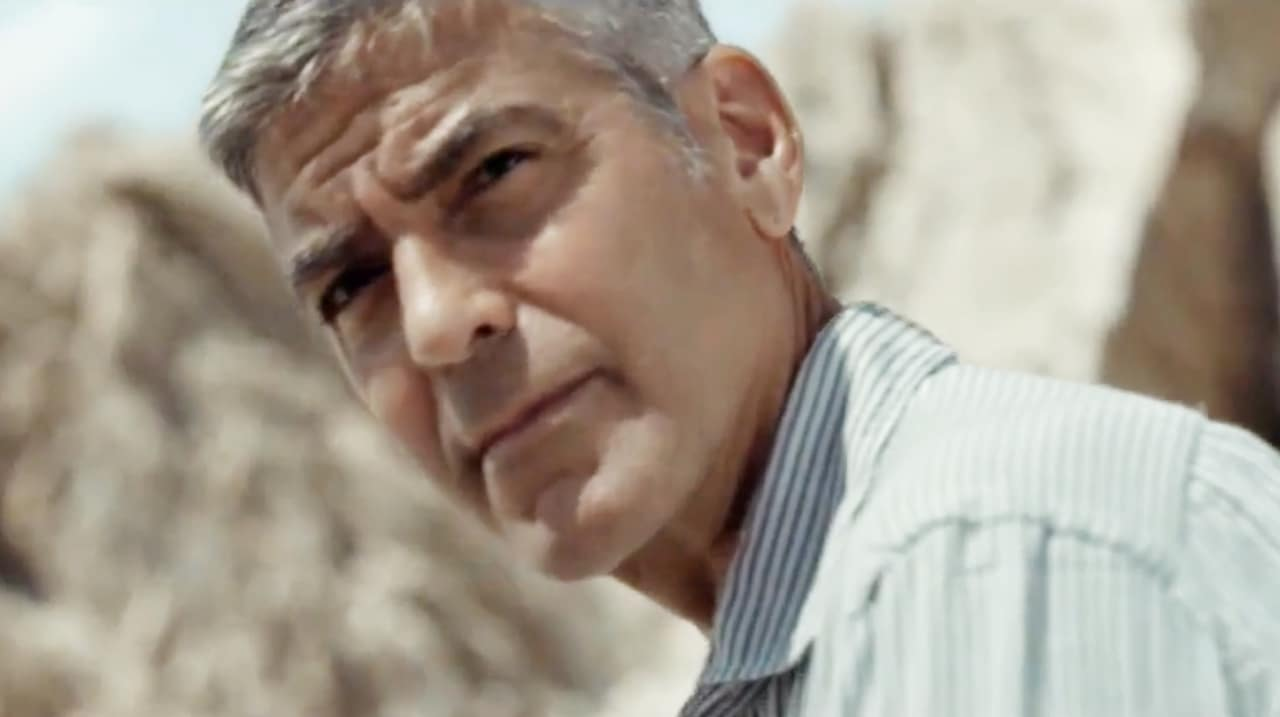 George Clooney's Ad Bride Continues Getting Lucky In Latest For DNB