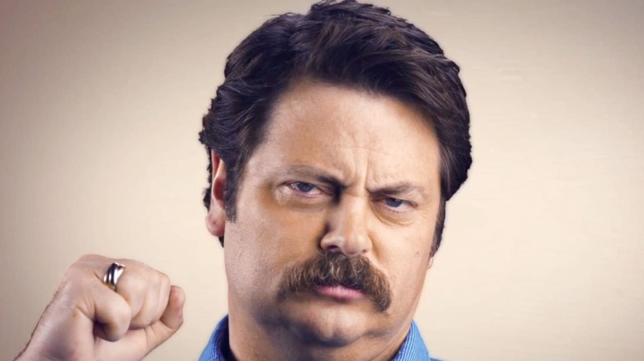 Movember Tips From Mustache Master Nick Offerman