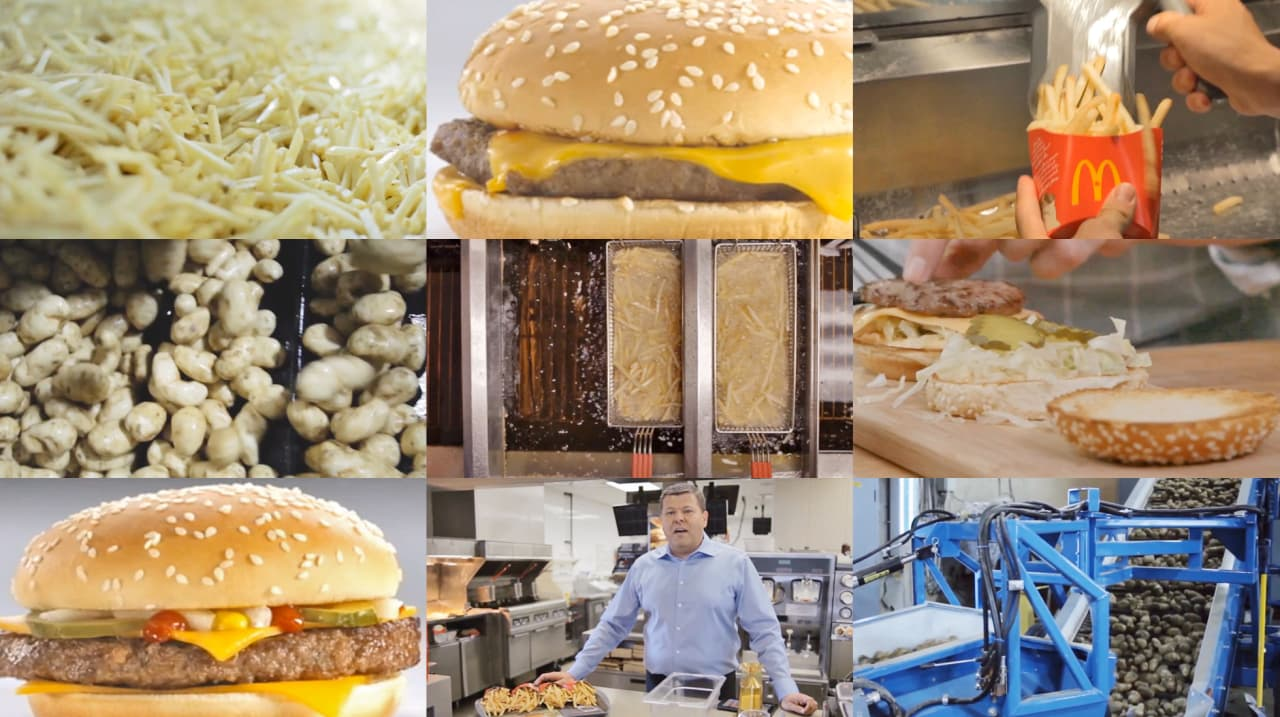 Would You Like To See How We Make Our Fries With That? Behind McDonald's Big Transparency Play