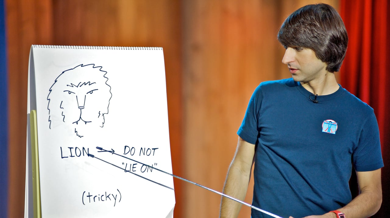 Advice For A Twitter World: Demetri Martin On How To Be Succinct