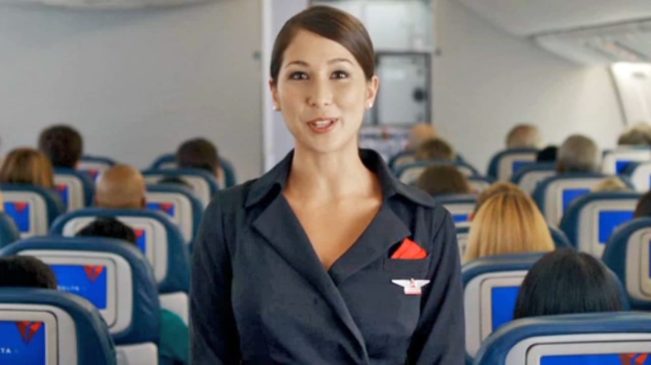 Delta's Pre-Flight Safety Videos Offer Something You Haven't Seen Before