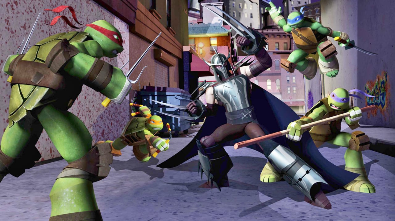 Finding The Core Of A Story: How The Teenage Mutant Ninja Turtles Are Evolving For a Multi-Platform World