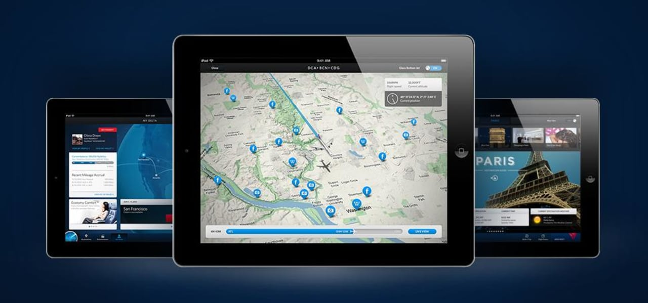 Delta Ups Its Digital Game With Fly Delta App