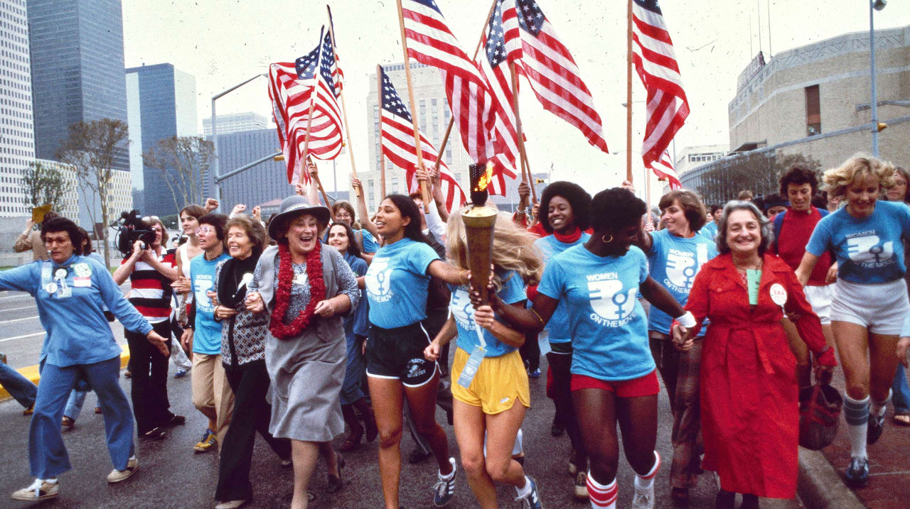 Makers: A New Doc Tells The Story of the Women Who Make America