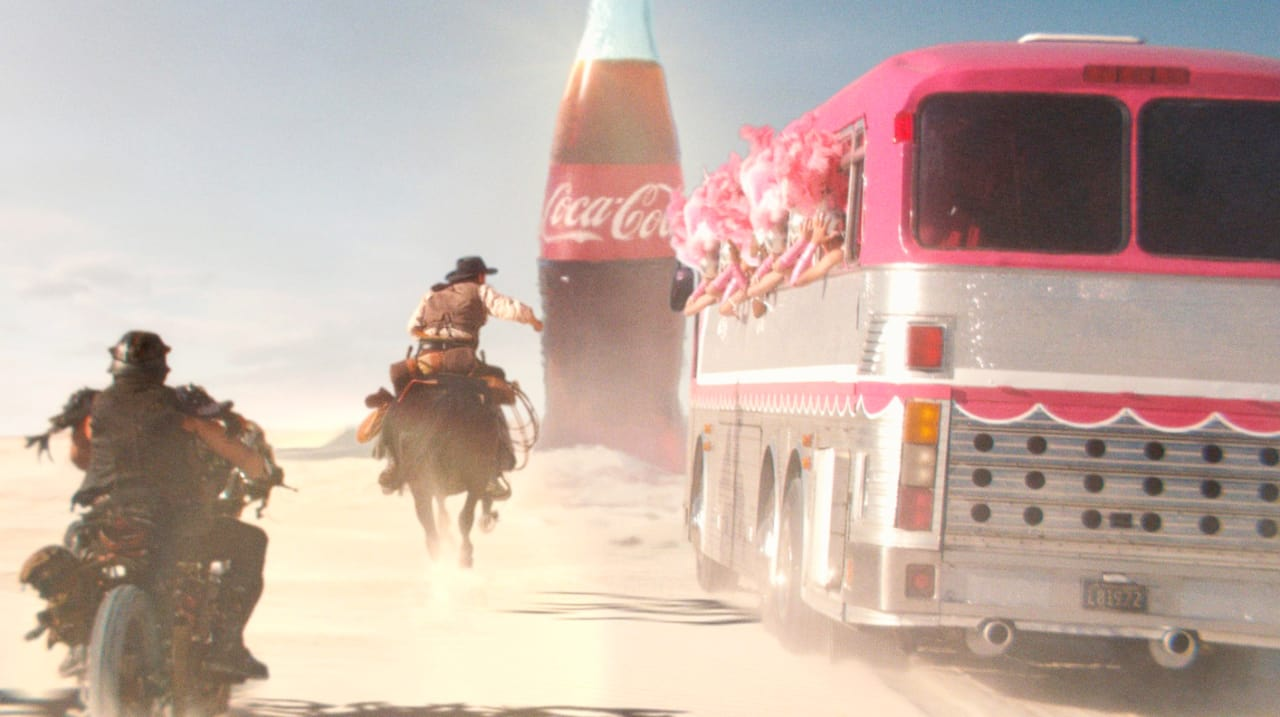 No Polar Bears, But A Role For The Audience In Coca-Cola's Super Bowl Campaign