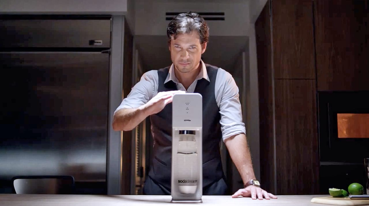 See the Rejected SodaStream SuperBowl Ad, and Its Replacement