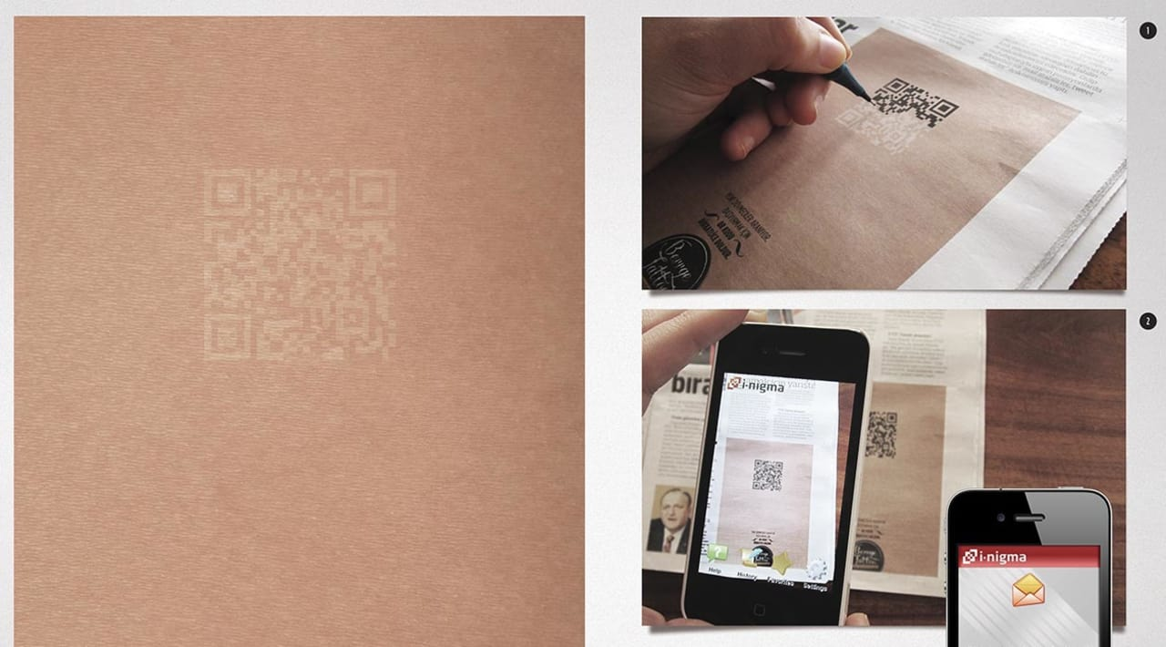 All Hail The Tattoo Shop That Found A Cool Use For QR Codes