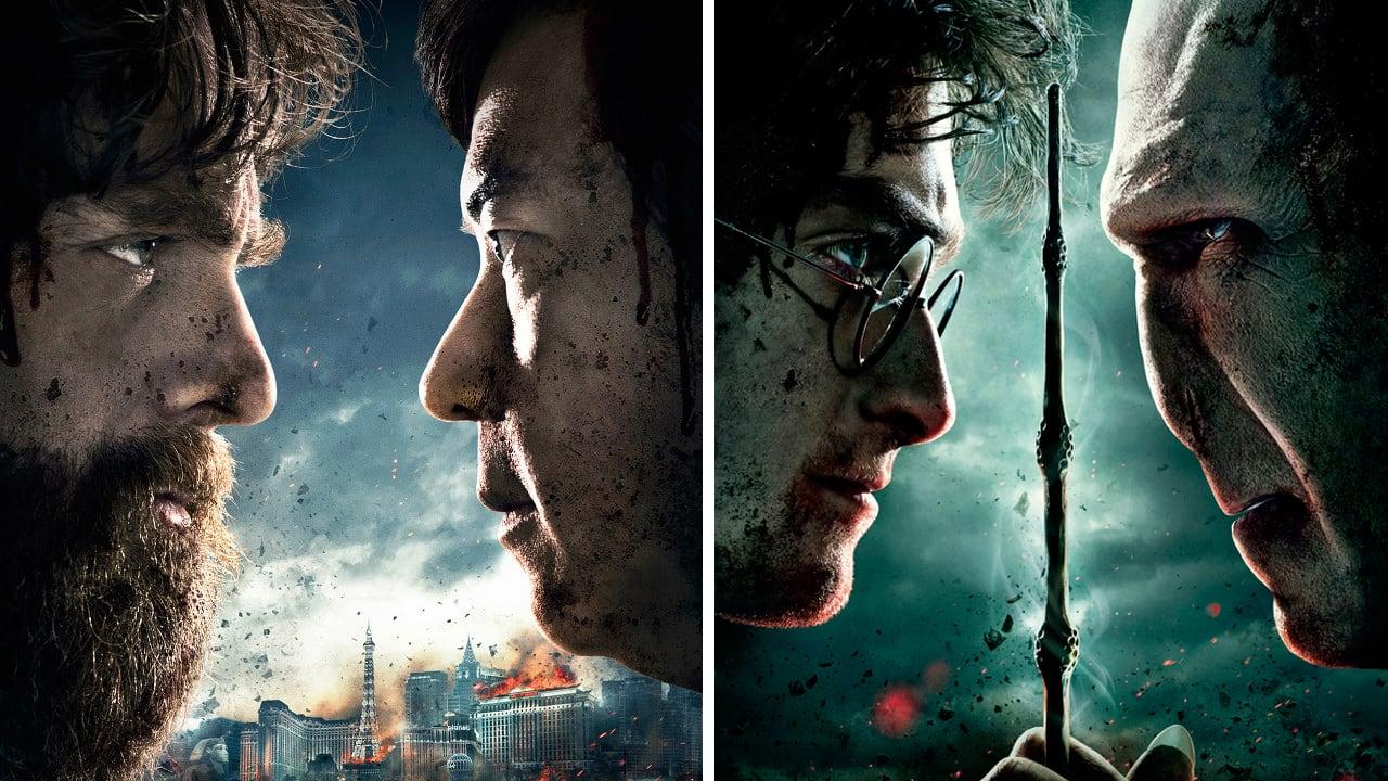 Harry Potter Has a Hangover
