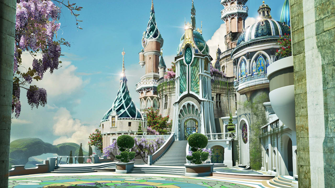 Design Wizard Behind Oz The Great And Powerful Makes It Pop