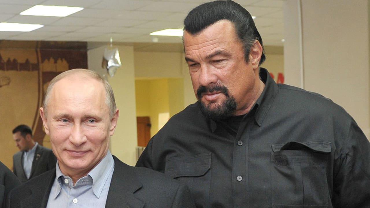 Kremlin Under Siege By Steven Seagal