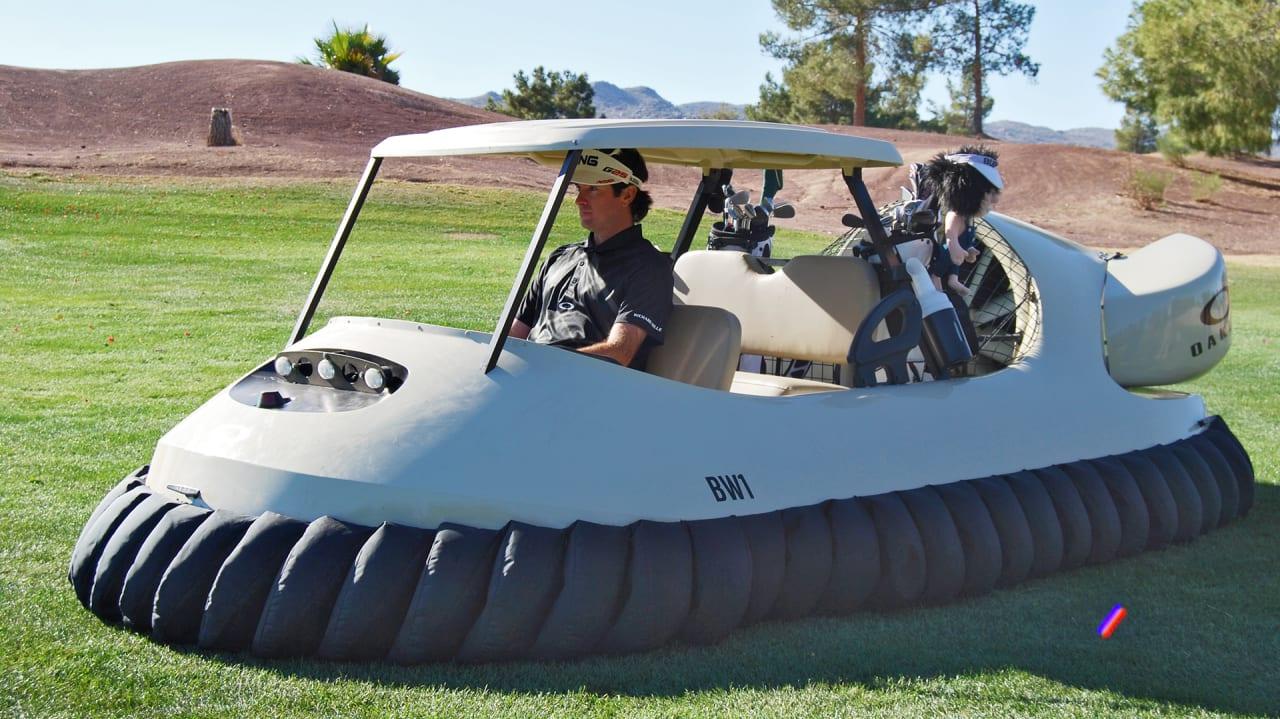 Resultado de imagen para bubba watson golf cart