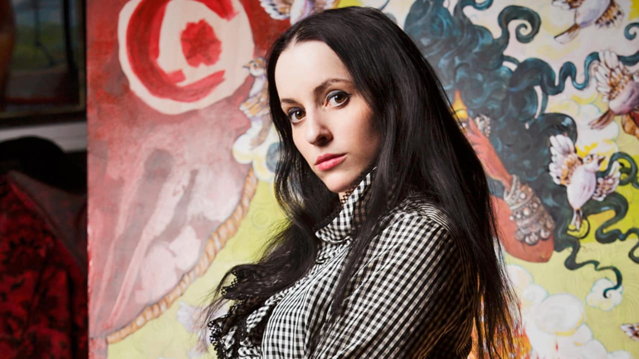 Kickstarting: Molly Crabapple Versus The Establishment