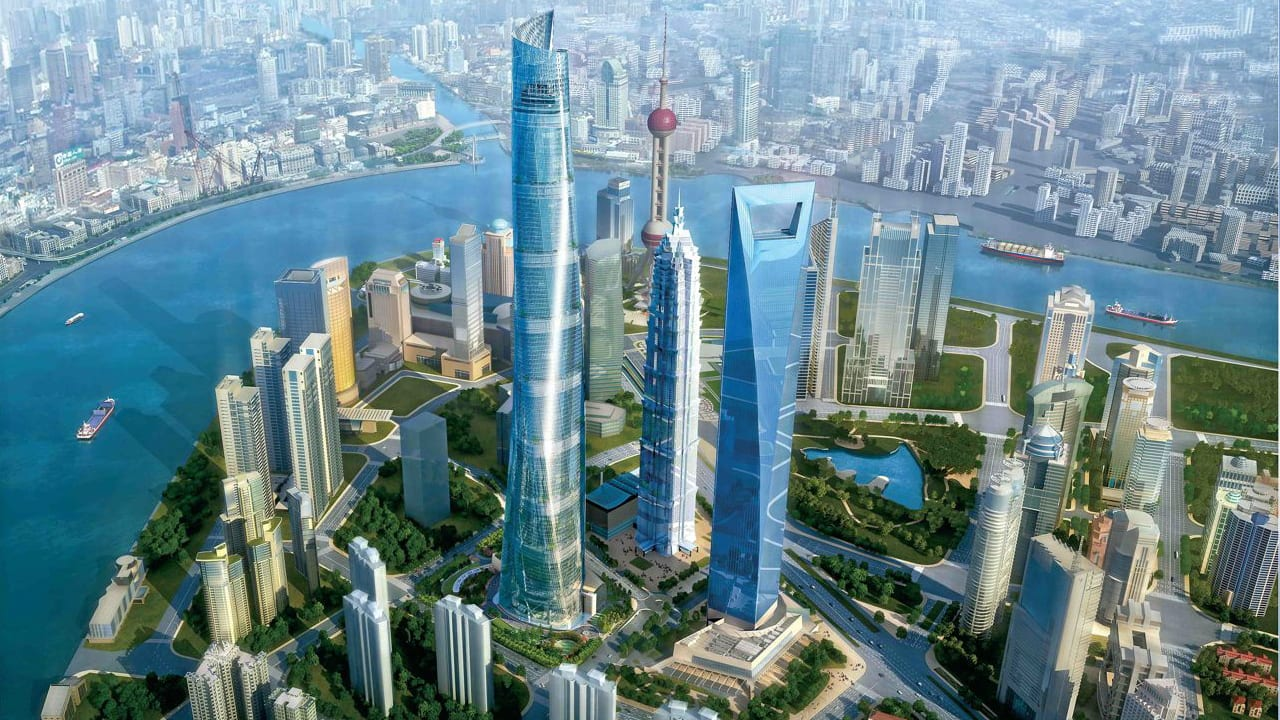 The New Second Tallest Building In The World Is An Urban Green Space Wonderland