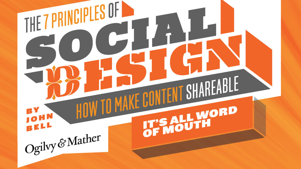 The Principles of Social Design How to Make Content Shareable