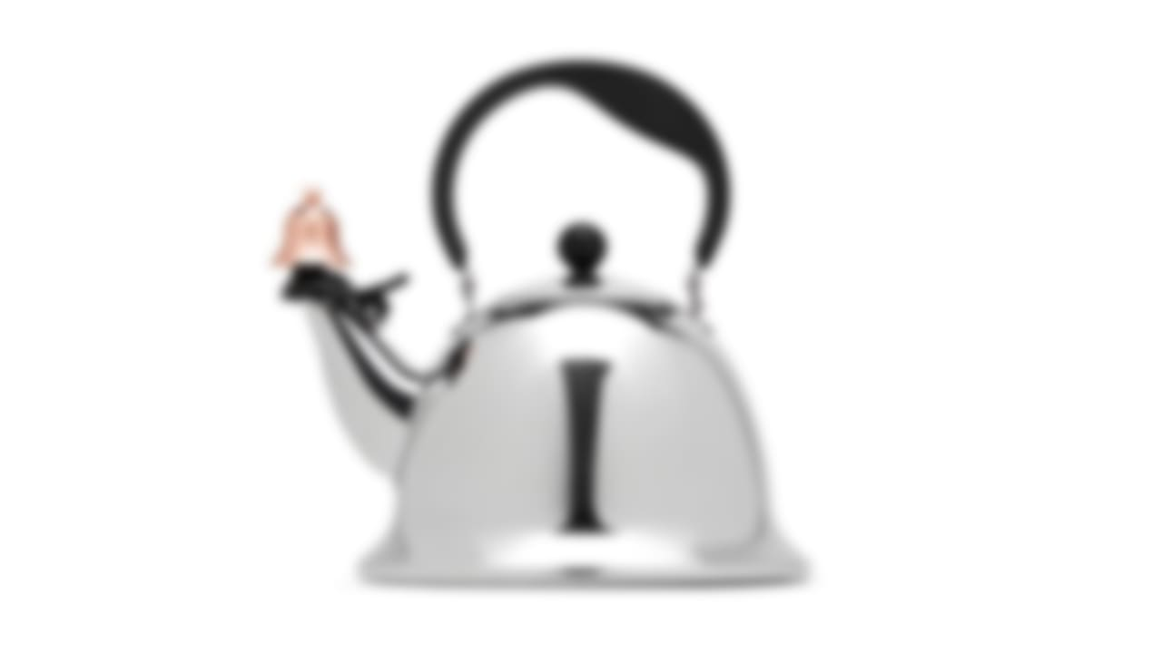 Sometimes a Tea Kettle Is Just a Tea Kettle, But Sometimes It's Also Hitler
