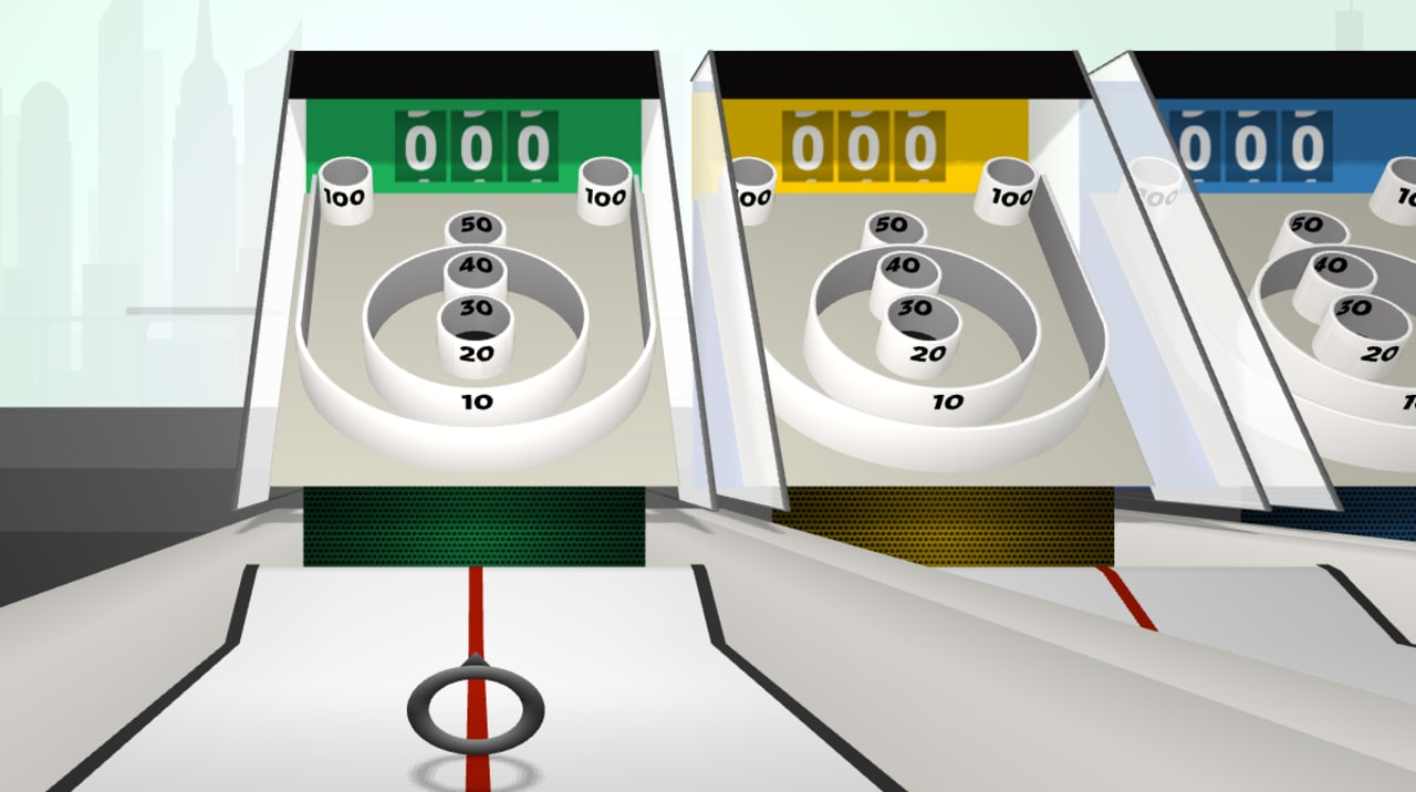"""Turn Your Phone Into A Skeeball Game With """"Roll It,"""" Chrome's Addictive New Experiment"""