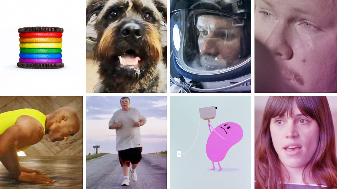 The Ad World's Best Ideas: 12 Campaigns That Will Win At Cannes