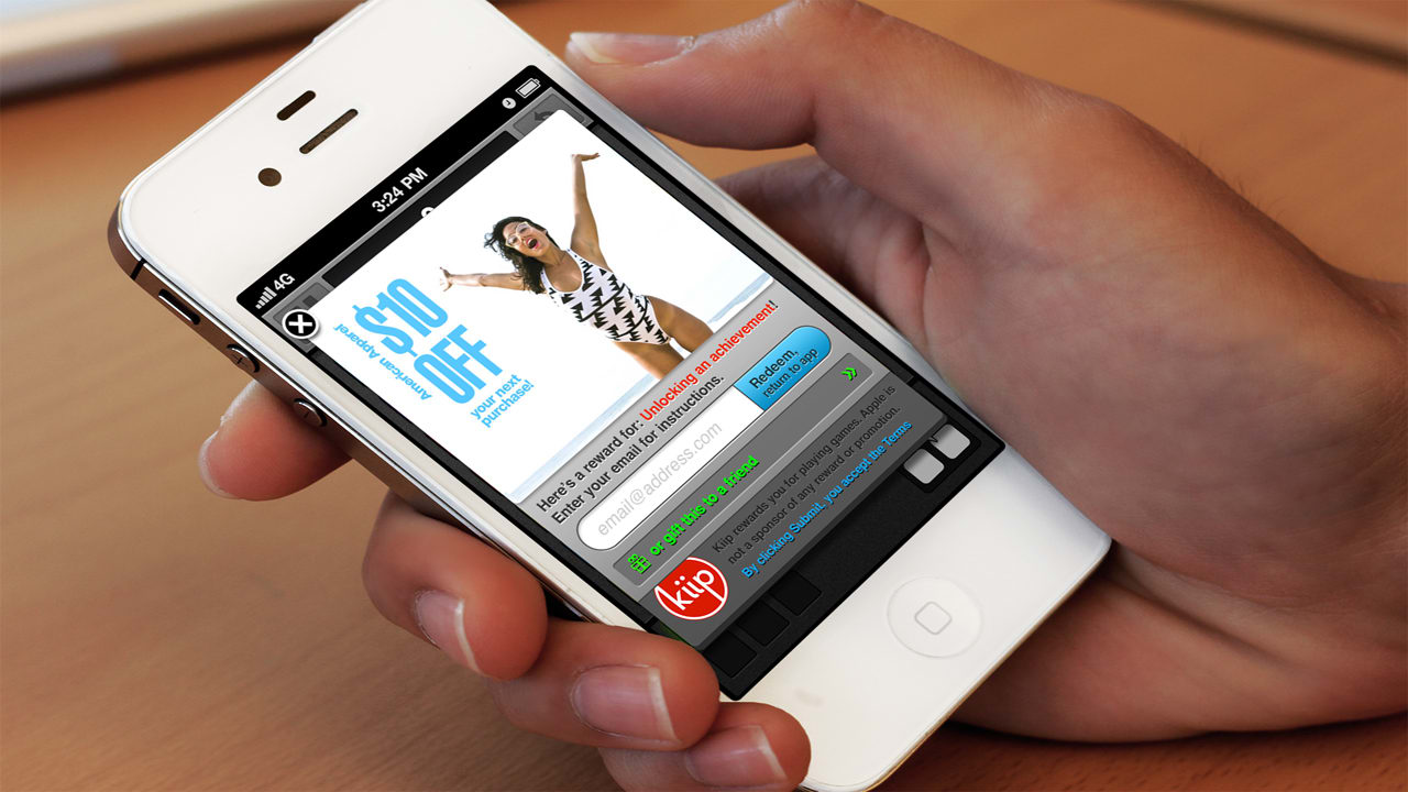 Kiip Opens Up Its Mobile Ads Network To Any Brand With New Self-Serve Tool
