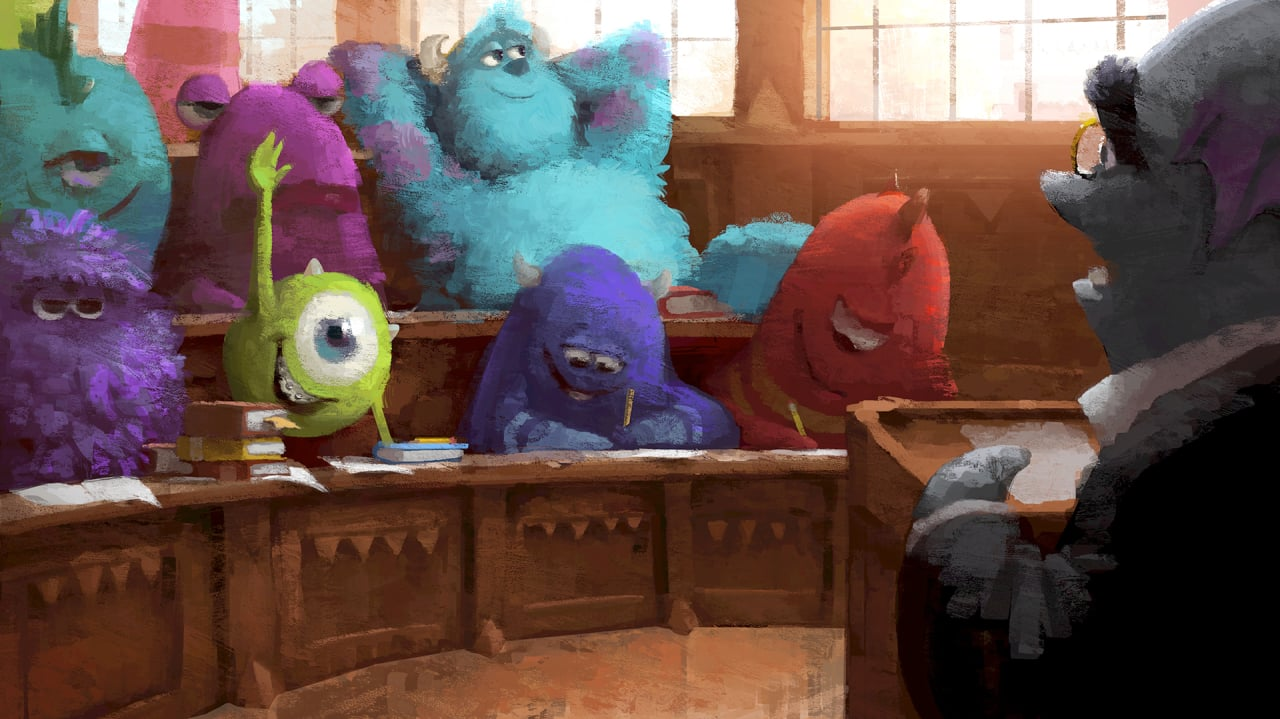 5 Monster Management Lessons From Pixar