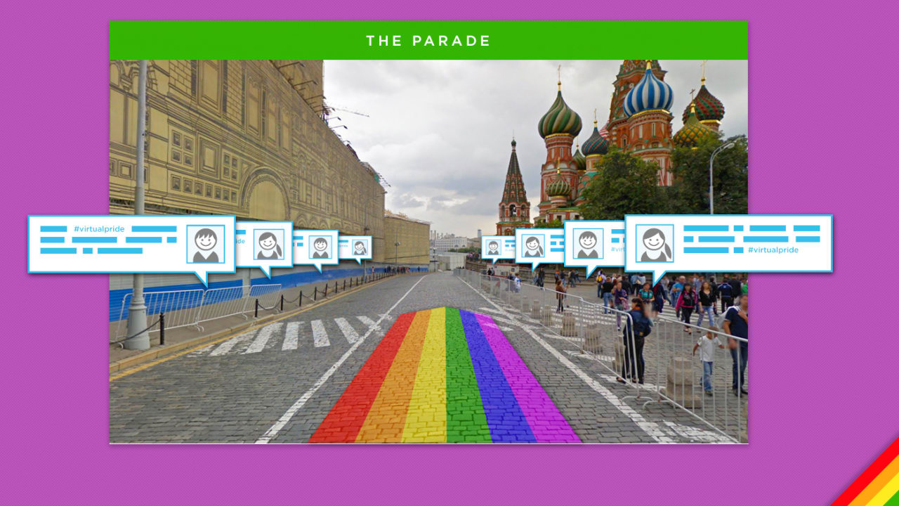 Virtual Pride Parade Lets Russians And New Yorkers March Together