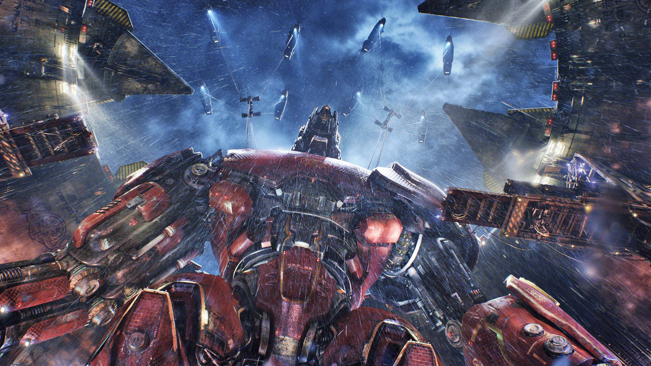 """Going Big: Guillermo del Toro Creates Bot Vs. Monster Spectacle For """"Pacific Rim"""""""
