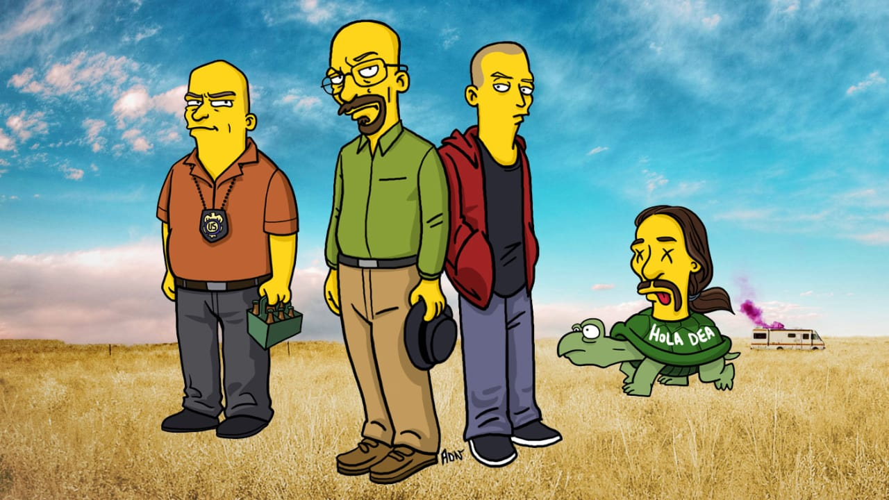 "See Your Favorite Pop Culture Characters As ""Simpsons"""