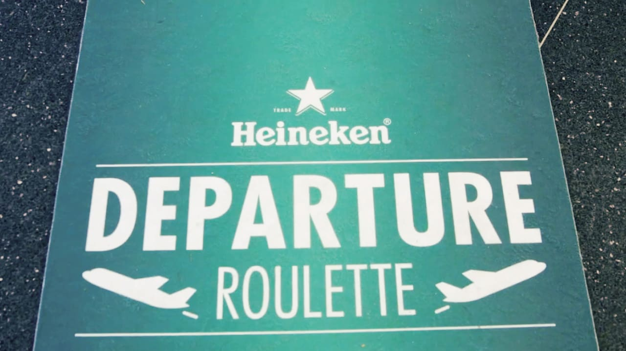Heineken is Offering Exciting Free Vacations . . . But Only To The Truly Spontaneous