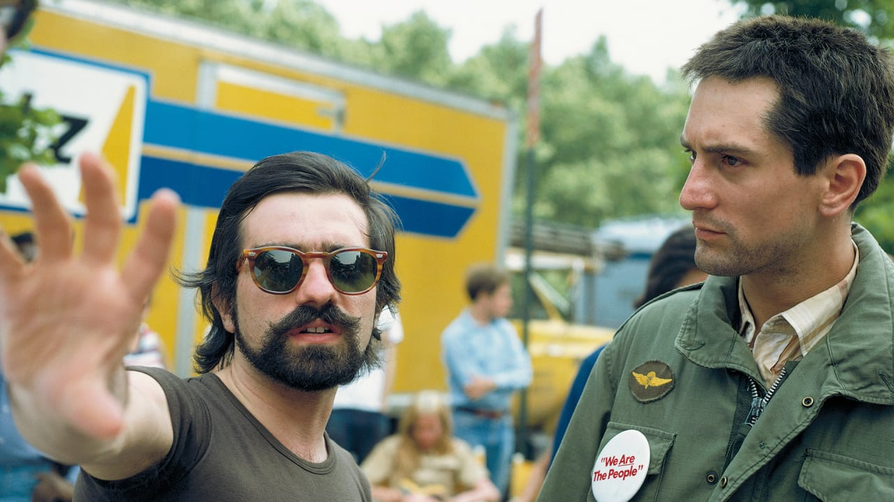 """521f20523e459 See Newly Unveiled Photos From A Tense """"Taxi Driver"""" Set"""