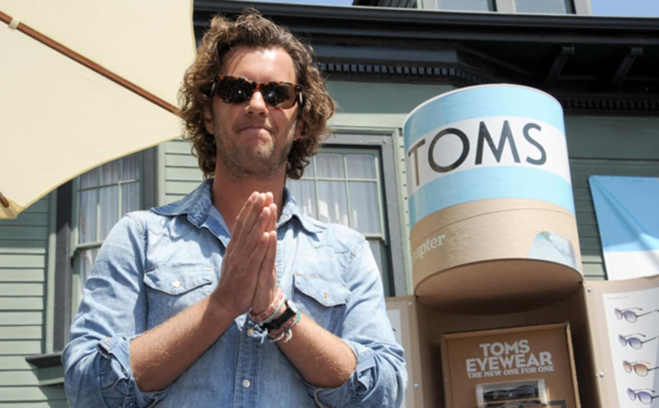 Toms Glasses: The Newest Buy-One-Give-One Product From ...