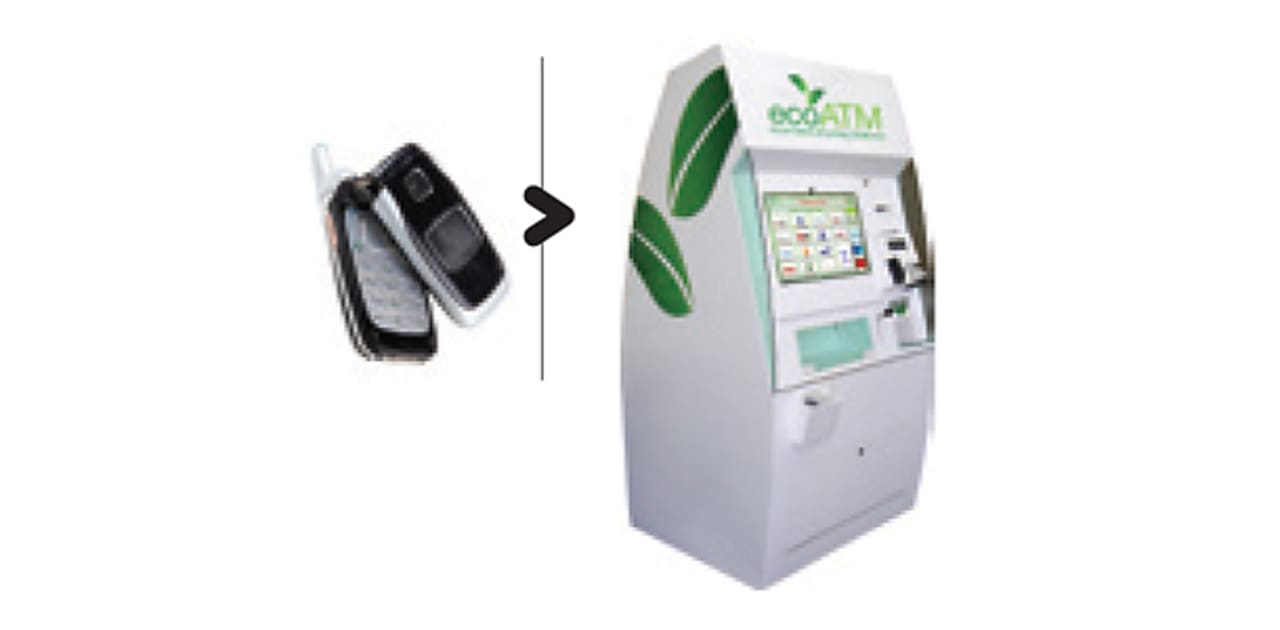 Trade Phones For Cash With EcoATM