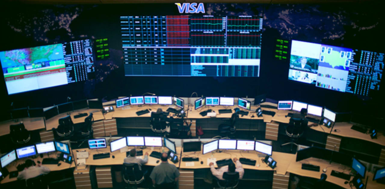 How Visa Protects Your Data