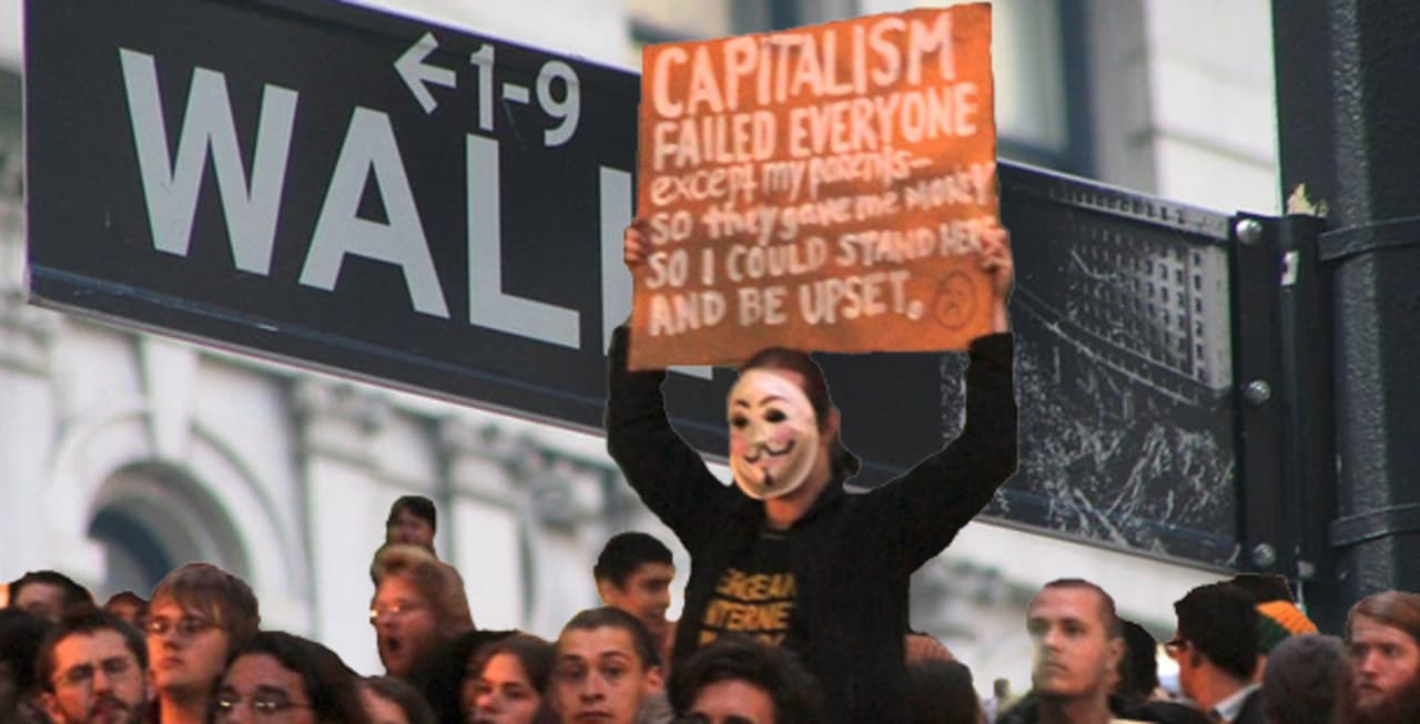 The Inside Story Of Occupy Wall Street - Occupy wall street us map