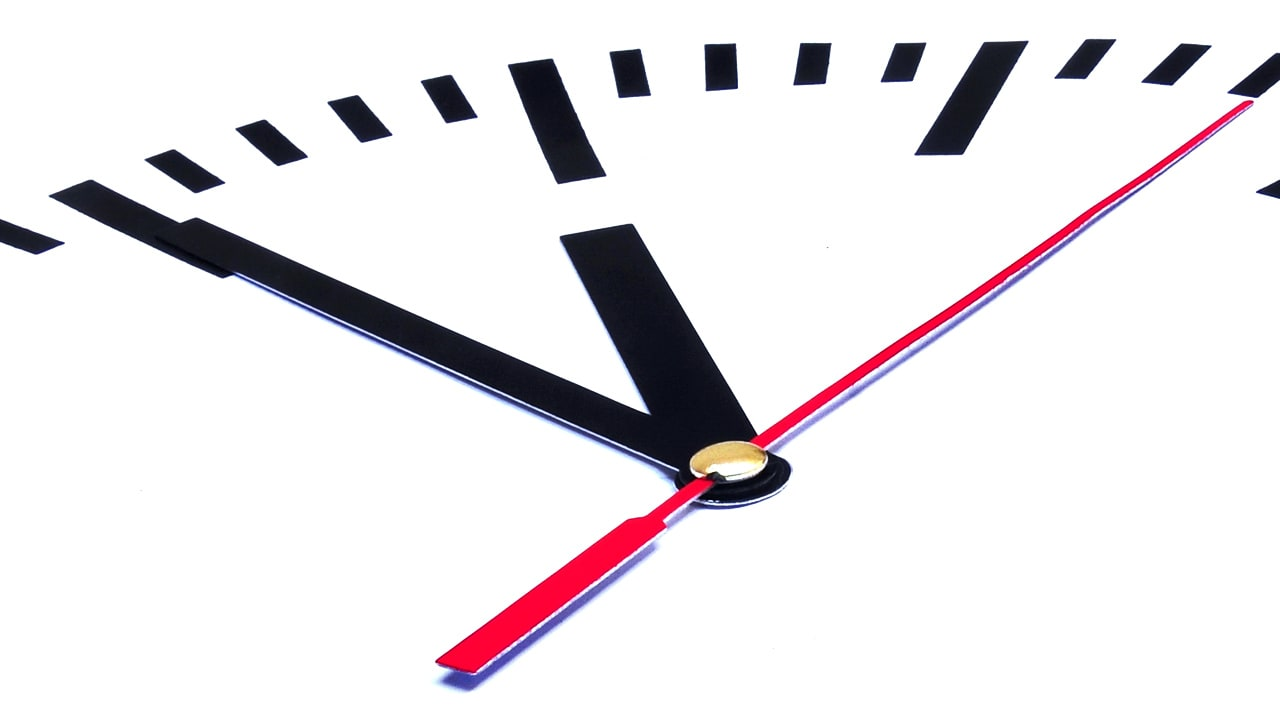 How To…Say You're Running Late