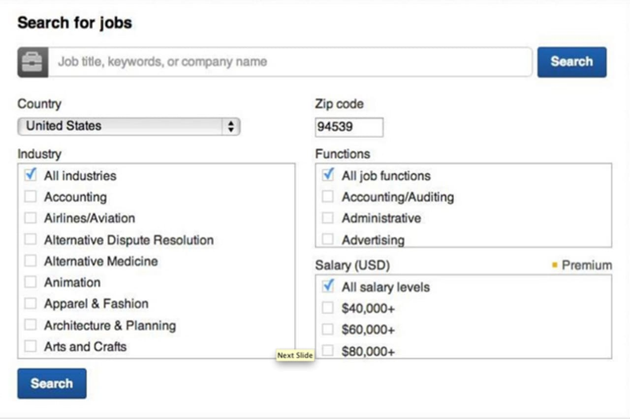 LinkedIn Jobs Gets A Makeover To Make Your Job Search Easier