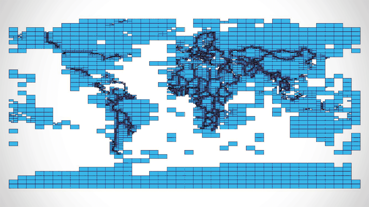 Inside The Mind Of The Foursquare Engineer Re-Mapping The World