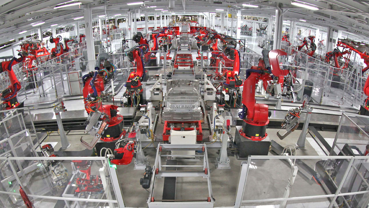 Tech Automation Companies Fast Food