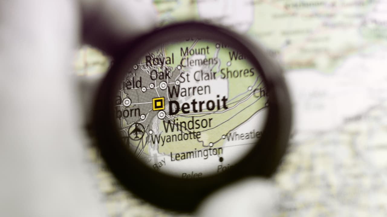 Detroit Is Going Bankrupt–But Its Tech Community Is Going Strong