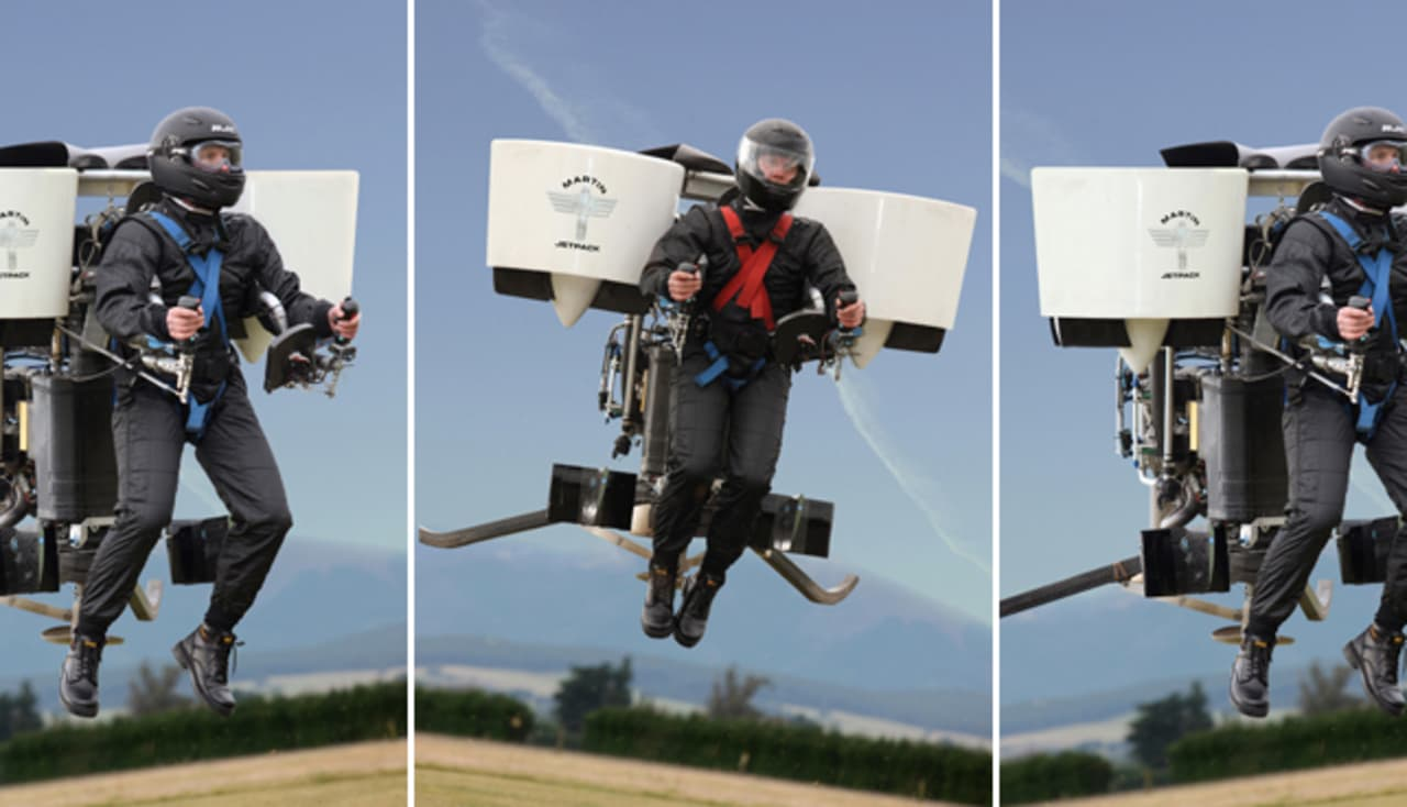 Your First Personal Jetpack Could Actually Go On Sale Next Year