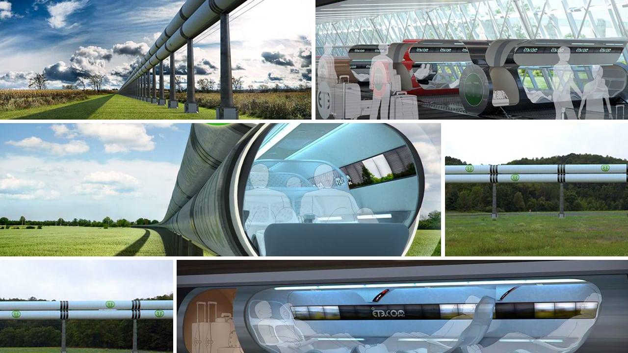 How Much Did This Hyperloop Lookalike Inspire Elon Musk?
