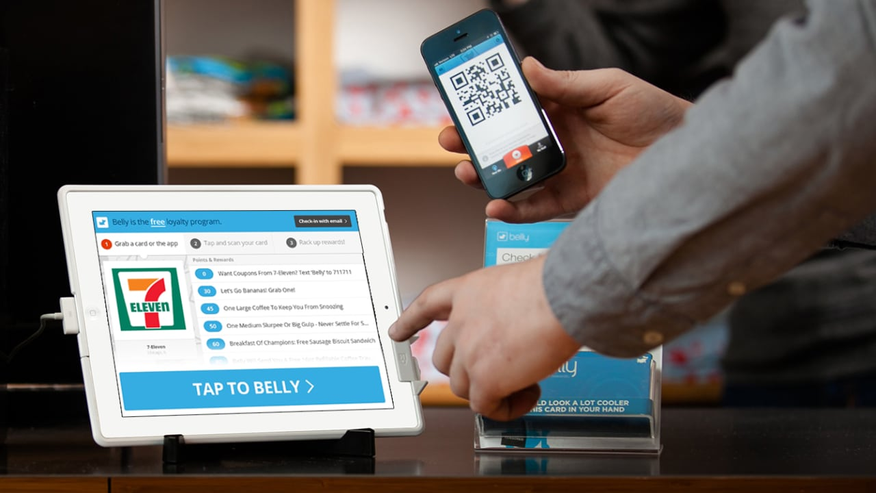 Belly Raises $12.1 Million To Replace Loyalty Cards With Its App