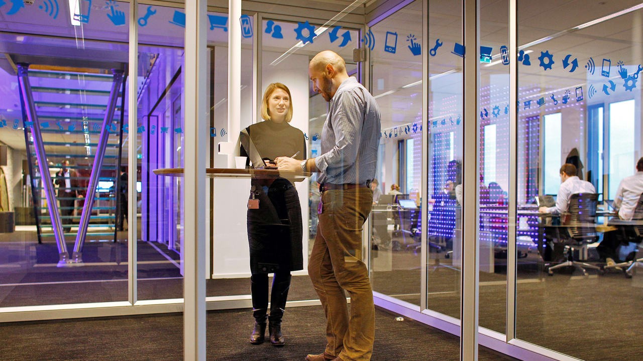 How To Design A Better Office For Both Introverts And Extroverts