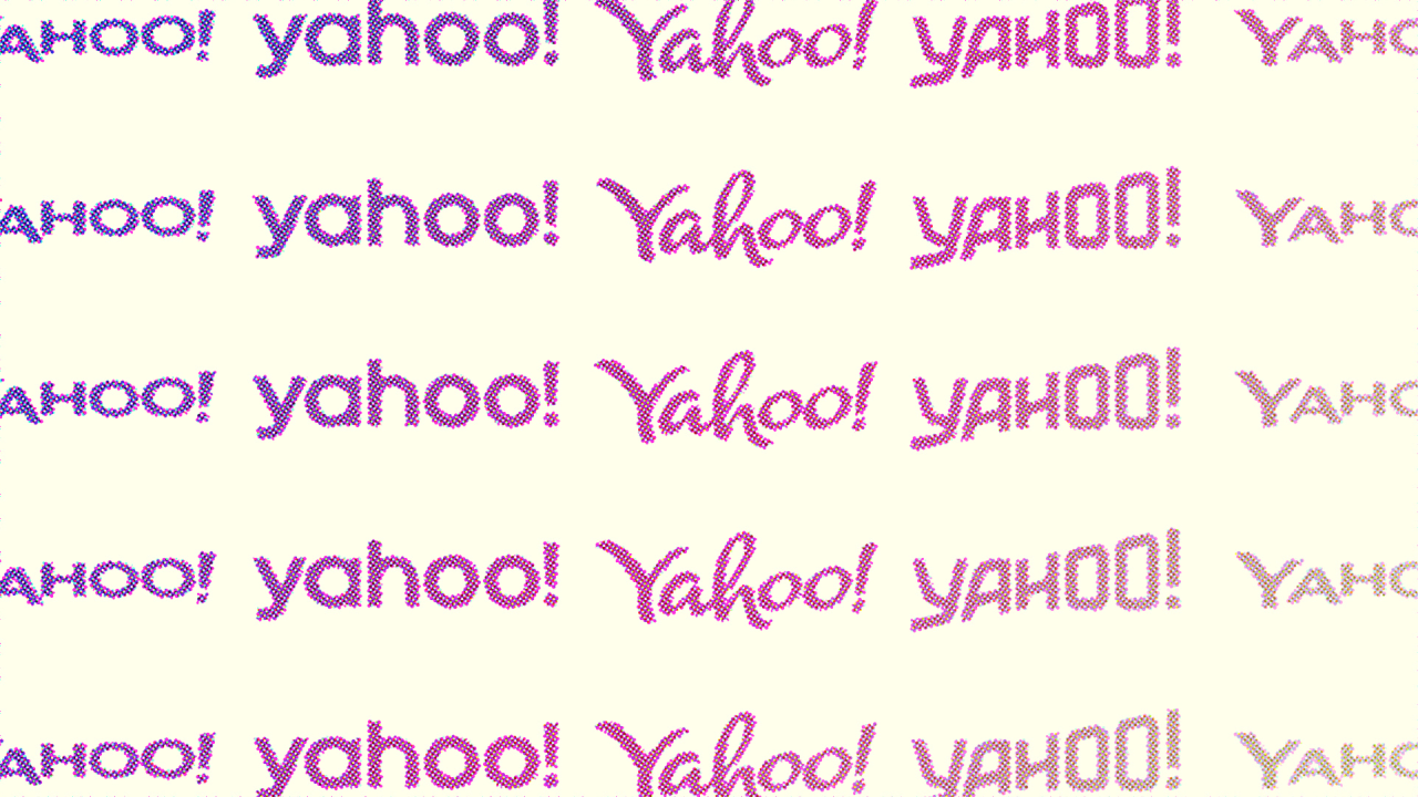why yahoo�s �30 logos in 30 days� campaign is actually
