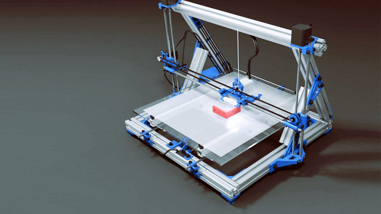 Finally, An Affordable 3-D Printer Big Enough To Print More Than Trinkets