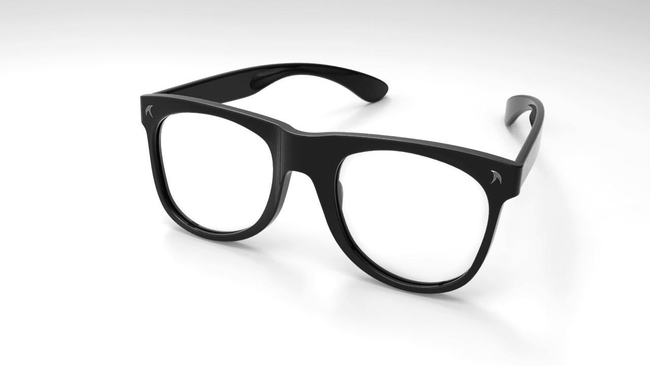 These Regular Looking Glasses Hide Secret Hearing Aids That Use Your B