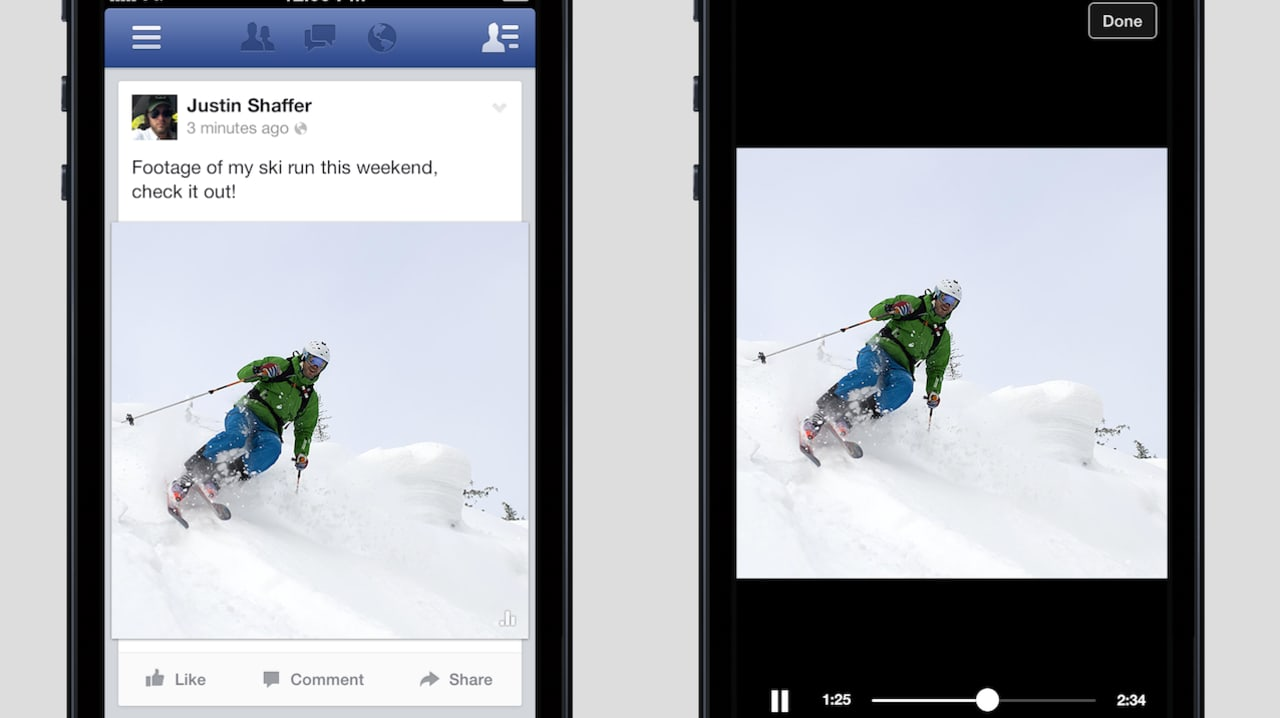 Facebook Really Wants You To Watch Videos In The News Feed