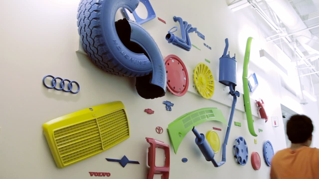 Go Inside Google Garage The Collaborative Workspace That Thrives On C