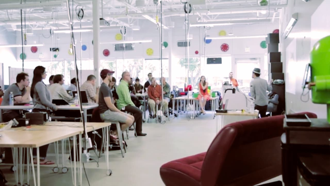 How Googles Flexible Workspace Ignites Creative Collaboration On Whe