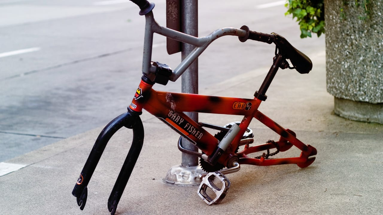Thieves, Beware: There Is Now A National Registry Of Stolen Bikes