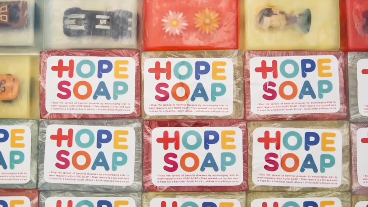 Image result for hope soap
