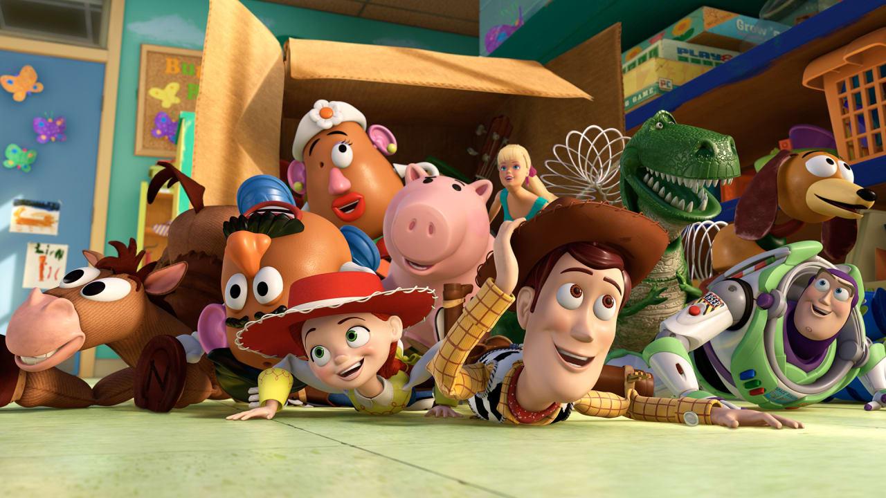 Pixar's 22 Rules of Storytelling–Visualized